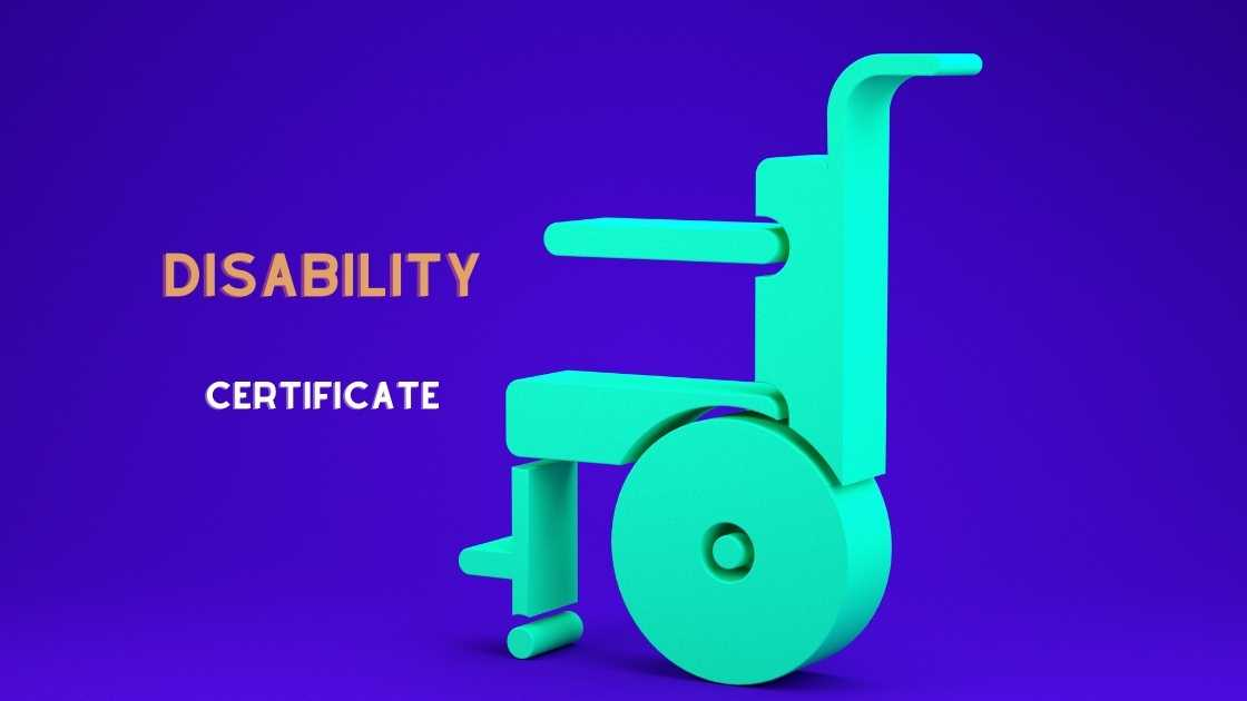 Disability certificate in 2021- validity, types, and eligibility