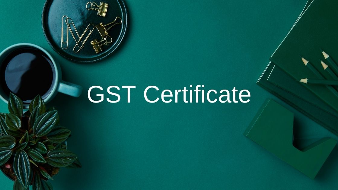How to download gst certificate online in 2021